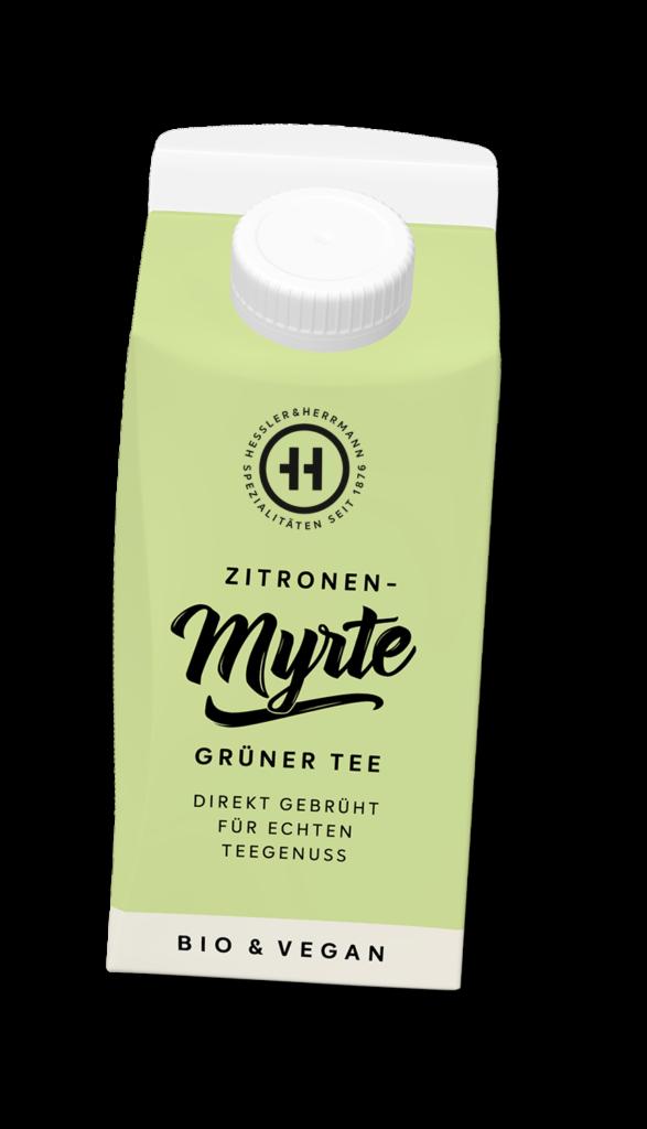 Zitrone Myrte